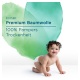 Pampers Pure Protection Monatspack: 160 St. Windeln Gr.4 + 864 St. Feuchttücher - <Titel>