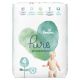 Pampers Pure Protection Probierpack: 19 St. Windeln Gr.4 + 96 St. Feuchttücher - <Titel>