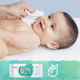 Pampers Pure Protection Probierpack: 17 St. Windeln Gr.5 + 96 St. Feuchttücher - <Titel>